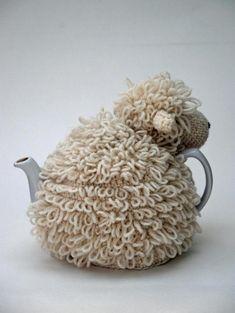 Sheep Tea Cosy | Craftsy