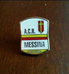Spilla distintivo MESSINA calcio pin football badge