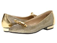 Annie Aster Champagne Glitter - Zappos.com Free Shipping BOTH Ways