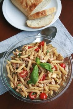 Cook Bake & Decorate: Balsamic Chicken Pasta Salad + A Guest Post over @ The Country Cook