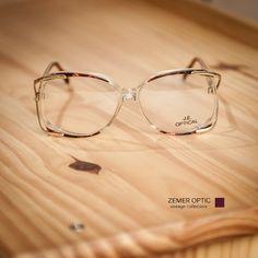 Original Vintage Womens  Eye Glasses 60s  J.E. Optical Retro Fashion Eyewear Unworn found in an old store's warehouse #99 by ZemerOptic on Etsy
