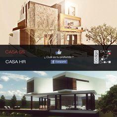 Casa SS / Casa HR.