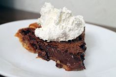 """Minny's Chocolate Pie recipe from the movie """"The Help"""""""