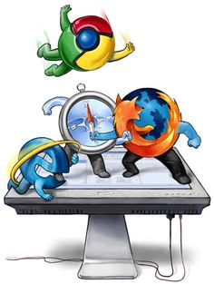 Browser Wars : Which One To Choose?