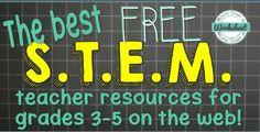 Free STEM Resources FB