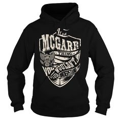 Its a MCGARR Thing (Eagle) - Last Name, Surname T-Shirt