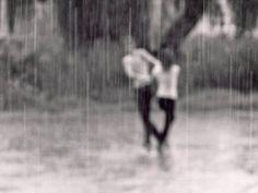 Dancing in the rain <3