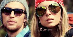 ادفع 50 درهم واحصل على  قسيمة بقيمة 500 درهم لشراء نظارات شمسية واطارات فقط من لايف اوبتكس - تتضمن العديد من الماركات مثل ,راي بان أرماني، وجيمي شو!