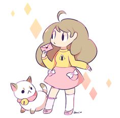 Bee And Puppycat by Milkii-Ways on DeviantArt