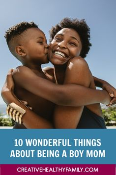 Parenting is an amazing and rewarding experience, whether you have boys or girls. That said, there are definitely some extraordinary benefits to raising boys! Check out 10 of my favorites.