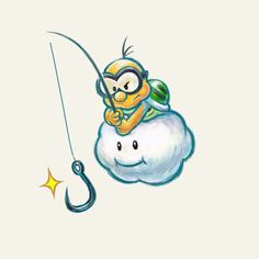 Yoshi's New Island Artwork including lots of Crazy Yoshi's and Baby Mario + Enemies and Bosses Mario And Luigi, Mario Bros, Cute Drawings, Drawing Sketches, Fotos Do Pokemon, Mario Tattoo, Super Mario Art, Arte Disney, Cartoon Art