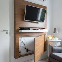 Apartamento GPG - Quarto bebê: Quartos translation missing: br.style.quartos.moderno por Kali Arquitetura
