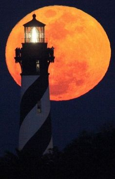 Faro di Saint Augustine in Florida