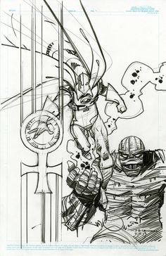 Dr. Fate by Walter Simonson