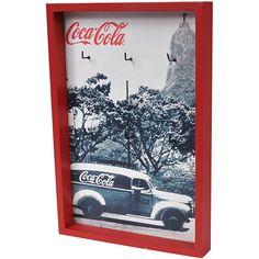 Porta-Chaves Coca-Cola Madeira Landscape Rio de Janeiro Urban - (32x22x4,5cm)