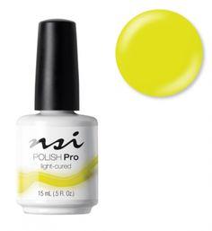 NSI Polish Pro in Lemon Twist