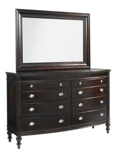 Bedrooms Copley Square Dresser Mirror Bedrooms Havertys Furniture