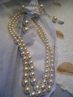 Pearls are classic