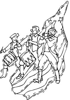 malaysian independence day celebrations free coloring pages