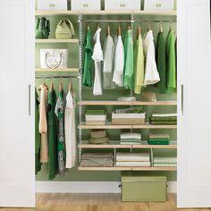 Storage space underneath. Cubbies for shirts, hats, baskets, etc.