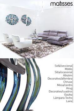 Experiencia Matisses: Para más claridad en una estancia incluye una paleta de color con tonos neutros; el living del hogar se verá elegante y actual.