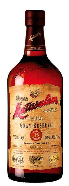 Matusalem, Gran Reserva 15 Años