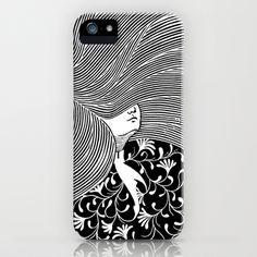 Para el iPhone & iPod Case by Alexporfavor #artwork #digitalprint #illustration #desing