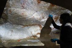 GRAND ANGLE. Ouverture de la Caverne du Pont d'Arc, sœur jumelle de la Grotte Chauvet