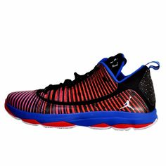 reputable site 2a86d 2f668 Nike Air Jordan CP3.VI AE Supernova Black White Game Royal Sport Red size 11