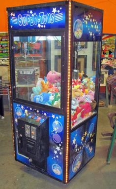 32 Best claw machine for sale cheap images | Claw machine ...