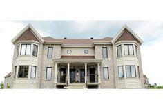 Sommet-sur-le-golf La Rive, Laval, Loft, Construction, House Styles, Home Decor, House, Building, Homemade Home Decor