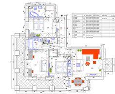 Designer - interiéry a exteriéry Floor Plans, Diagram, Design, Floor Plan Drawing, House Floor Plans