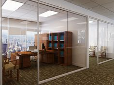 Movable Office Wall Systems. Top in Acoustics, Engineering, Environmental Quality. Infinium Walls.