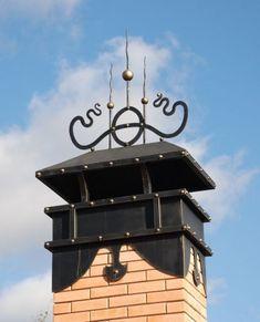 Одноклассники Wood Plank Ceiling, Tudor Cottage, Chimney Cap, Lightning Rod, Castle House, Iron Art, Metal Roof, Building Materials, Blacksmithing