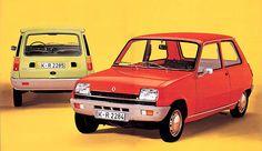 40 Jahre Renault 5: Süßes Knallbonbon der 70er