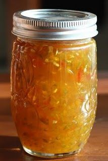 homemade Jalapeño Jelly is so flavorful! It tastes like a fancy jelly you would find at Williams-Sonoma or Harry and David.This homemade Jalapeño Jelly is so flavorful! It tastes like a fancy jelly you would find at Williams-Sonoma or Harry and David. Jalapeno Jelly Recipes, Pepper Jelly Recipes, Hot Pepper Jelly, Bell Pepper, Jalapeno Pepper Jelly, Jalapeno Jam, Pineapple Pepper Jelly Recipe, Canning Pineapple, Puddings