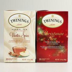 Twinings Winter Spice Tea, 20-Count
