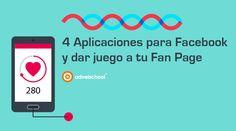 Aplicaciones para Facebook y mejorar tu Fan Page