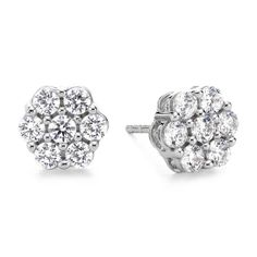Classic flower earring every woman need one