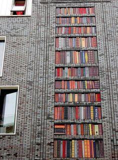 architettura libraria
