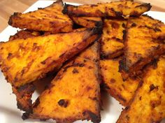 Not only does the Tandoori-Style Tofu taste delicious – spicy and moist – but the leftover marinade helps make an amazing sauce that can be ladled over the tofu, if desired, and over rice or potato…