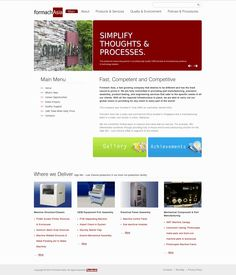 Engineering Website Design service by Aspire Idea in Johor Bahru, Malaysia.  For corporate website design, please visit http://www.aspireidea.net/profile/products/web-design.