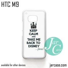 Take me to Disney - Z Phone Case for HTC One M9 case and other HTC Devices