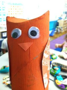 our halloween owl craft