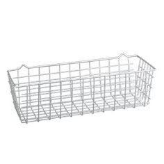 Metaltex All-purpose basket Koala en Polytherm-silver, Metal, x x 33 cm