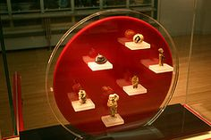 The other side of the netsuke display World Cultures, Poker Table, Carving, Display, Contemporary, Home Decor, Floor Space, Decoration Home, Billboard