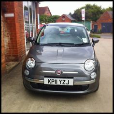 Fiat 500 Twinair - one of my favorite cars I owned