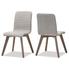 Baxton Studio Parsons Chair