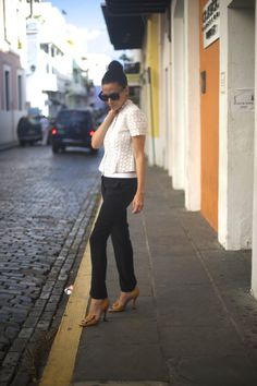 Puerto Pico - Old San Juan Street Style Lookbook | CuratedCool.comCurated Cool