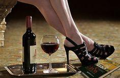 Il vino, magia al femminile dei piaceri della vita